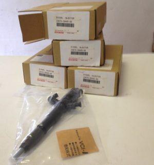 Iniettore secondo cilindro per Hilux 3000cc - CodiceOEM: 236703944584