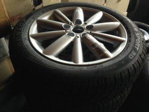 """Dunlop Wintersport 3D su cerchio Lega Mini 16"""""""