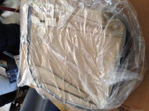 Copertura pelle sedile posteriore per Serie 5 - Codice OEM: 52207370456 - Compatiblità: Serie 5 [F10]