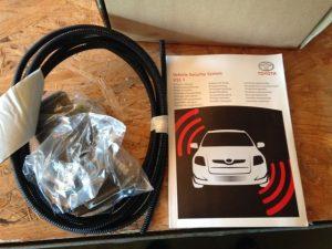 Sistema di Sicurezza Toyota VSS1 IQ Stop and Start - Codice OEM: PZ464I01310