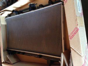 Radiatore Motore per Toyota Carina T19 - OEM: 1640016470