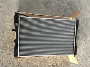 Radiatore Raffreddamento Motore per SMART 454- OEM Smart: A4545001603 - Fronte del radiatore
