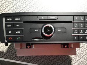 Comando Radio Navigatore Mercedes Classe A - OEM Mercedes: A2469002617