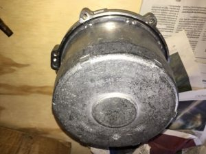 Alternatore raffreddato acqua 180A per Serie 7 E65 - OEM BMW: 12317788826 12317788825