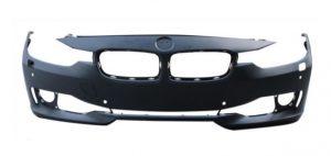 Paraurti Anteriore BMW Serie 3 F31 - Predisposizione per i sensori di parcheggio - OEM BMW: 51117292992 - Ricambio con fori