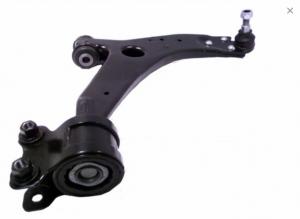Braccio oscillante sospensione ruota sinistro Ford - OEM FORD: 1570284 1420795 1488110- OEM VOLVO: 31201180 31262037- Foto prodotto