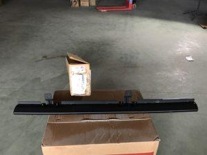 Pedana sottoporta sinistra per Jeep Wrangler - Codice OEM: 55397067AD - 55397067AI