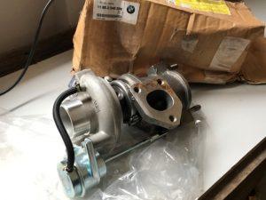 OEM 11652246588 - Turbocompressore per BMW Serie 5