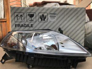 Faro Anteriore Destro per Lancia Nuova Ypsilon - OEM 51850554