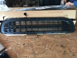 Griglia centrale inferiore per Cabrio R57 Cooper - OEM: 51117250785