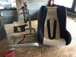 BMW Baby Seat 0 + per BMW X5 - OEM 82222154113 - 82220413409 - 82220392363 - 82220148482