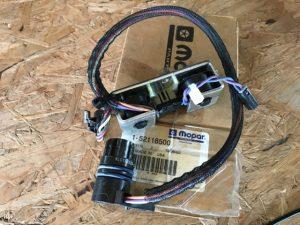 Cavo solenoide trasmissione Gran Cherokee - Codice: 52118500 04798221