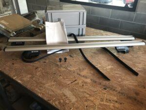 Barre portatutto per Toyota RAV 4 III - OEM PZ403X062100 - PZ403-X0621-00