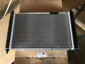 Radiatore motore per Daewoo Matiz 800cc - Codice OEM: 96314162
