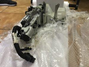 Attuatore per cambio robotizzato per FIAT e LANCIA - OEM: 55222264 55281105 55277172 55272683 55246784 55243376 55236177 55206769 55207212 55204278 55189788 55180417 55200044 55198019 55283535 46337993 – 03