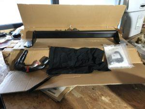 Kit per Gancio Traino per X3 F25 - Codice OEM: 71606799158 71606874096
