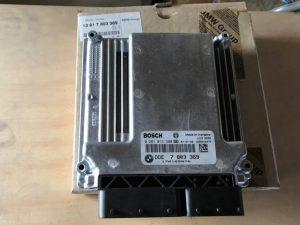 Centralina DDE per BMW Serie 7 - OEM 13617803369 - 13617808222 - 13617798506 -13617797247 - 13617799856 - 13617799208 - 13617798182