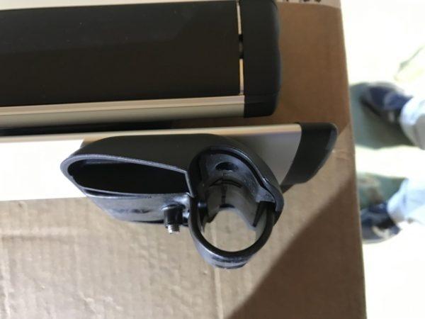 Barre portatutto per Jeep Cherokee KJ - Codice OEM: 82205174 - TRAB4553