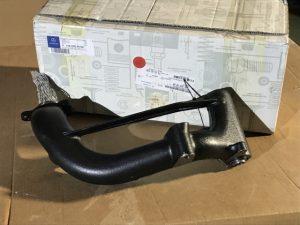 Braccio oscillante posteriore destro Classe A - OEM: A1683503406