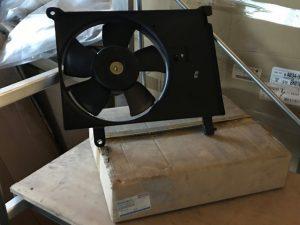 Ventola motore per Daewoo Lanos - Codice OEM Daewoo: 96182264