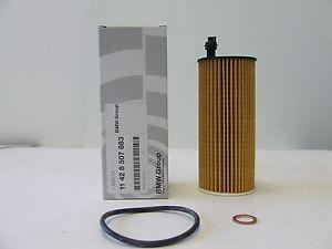 Filtro olio BMW originale 2000cc e 3000cc - OEM: 11428507683