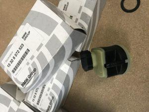 Riscaldatore filtro carburante per Serie 1 - OEM: 13328572523 -