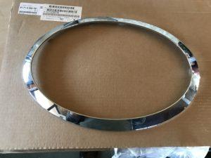 Cornice faro sinistro per Mini Cabrio F57 - Codice OEM: 51712355791 -
