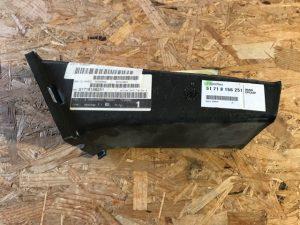 Convogliatore sinistro per freno Serie 3 E36 - Codice OEM: 51718156251 -