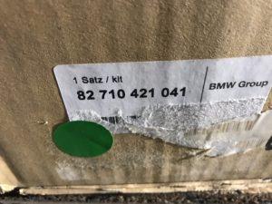 Barre portatutto per Serie X6 E71 - Codice OEM: 82710421041