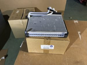 Evaporatore riscaldamento per Wrangler JK - Codice OEM: 68154897AA 68154897AB