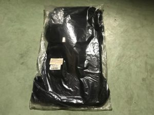 Kit tappeti color antracite Serie 6 F12 - Codice OEM: 99992220359 -