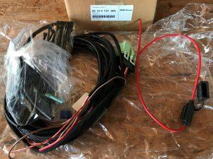 Cablaggio per fari supplementari Cabrio R52 - Codice OEM: 63120137306