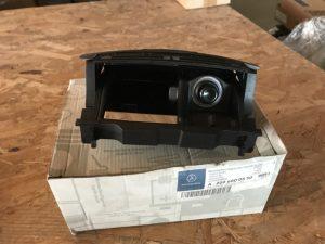 Cassettino con posacenere per CLK W209 - OEM: A20968005509051 A2096800550