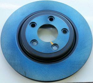Coppia disco freno posteriori S Type V6 - OEM: JLM20802 XR827087 XR858129 XR858224
