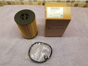 Filtro olio per Golf VII 2000 e 1600 TDI - OEM: 03N115562 03N115562B