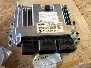 Centralina principale DME Cabrio R57 1600cc - OEM: 12147620020 12147589972