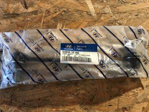 Asta barra stabilizzatrice anteriore destra Tucson - Codice OEM: 548302E100 548302E200