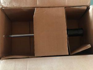 Ammortizzatore anteriore sinistro Eclipse D20 - Codice OEM: MB892685