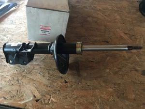 Ammortizzatore anteriore destro Carisma DA0 - Codici OEM: MR369006 -