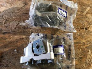 Fissaggio motore superiore per Volco XC90 - Codice OEM: 30776354 - 30645447 - 8634126