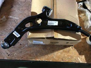 Braccio oscillante anteriore sinistro Serie 2 F45 - OEM: 31126871301 31126879843