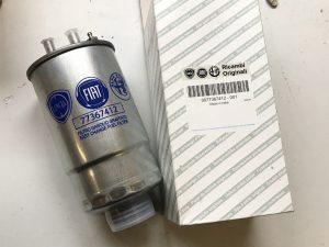 Filtro gasolio per Fiat Ducato 2300cc - OEM: 77367412 0077367412 1614157280