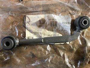 Barra torsione posteriore sinistra per CLK A209 - Codice OEM: A2033200789 -