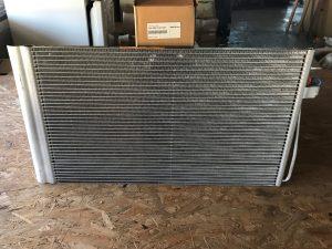 Condensatore aria condizionata Serie 5 E60 - OEM: 64509122827 64508381362
