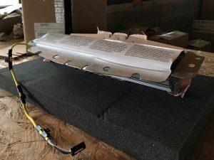 Airbag passeggero per Serie X5 E70 - Codice OEM: 72129141529 72127943537