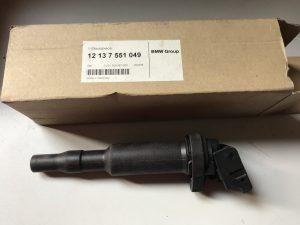 Bobina accensione cilindro 7 per X3 F25 sDrive 20i - OEM: 12137551049 12138616153