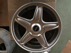 Cerchio in lega R16 stile 103 per Clubman R55 - OEM: 36116769409 -