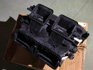 Carter aria condizionata Serie 1 E82 Coupe - Codice OEM: 64116951399 64119136165