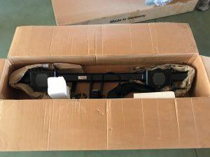 Kit gancio traino per Serie 3 E91 Touring - OEM: 71606781657 71606791150