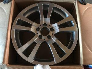 Cerchio anteriore R18 per Classe C W204 - OEM: A2044012902 A20440129029709 -